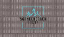 Логотип для Schneeberger Kerzen (snowstyle)