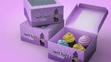 Violet Bakery Concept