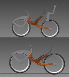 лигерад- лежачий велосипед 2