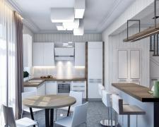 дизайн кухни (дом)