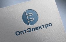 """Логотип """"ОптЭлектро"""""""