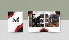 Дизайн и верстка многостраничного каталога