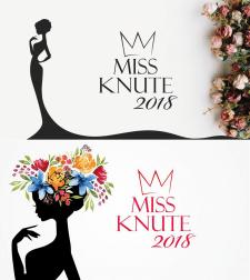 Логотип и заставка к конкурсу мисс