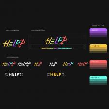 Логотип для Help?!