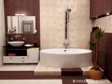 Дизайн- проект ванная комната 03