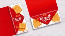 Дизайн упаковки для печенья Biscuit -zagora
