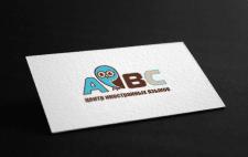"""Логотип для """"Центр иностранных языков""""ABC"""""""