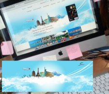 Заставка для сайта