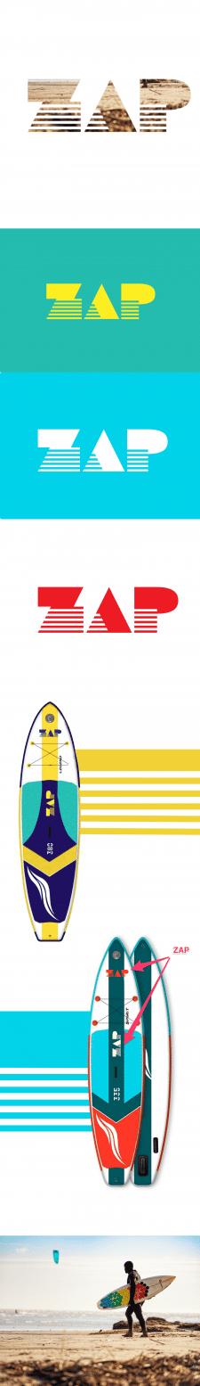 Zap логотипы для серф доски