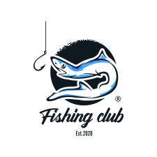 Лого для Рыболовного клуба