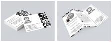 Дизайн визитки и буклета - Dazzler