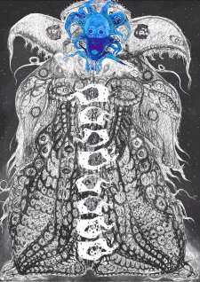 OthersCreature 1aa_the Drawing of ValeriyVlasenko