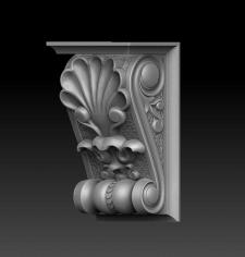 Кронштейн. Модель для 3д-печати. Arm.