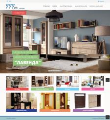 Сайт каталог меблів