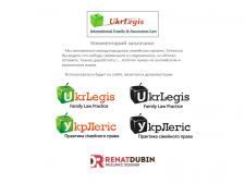 Редизайн логотипа юридической фирмы