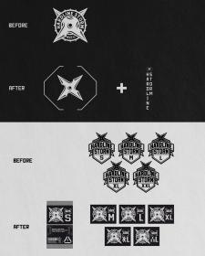 Ре-брендинг логотипа и бирок