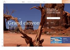 Дизайн сайта-букинга