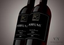 Дизайн этикетки винного бренда