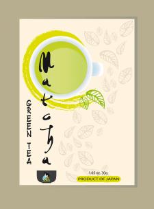 Этикетка для чая