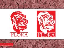 логотип Flora