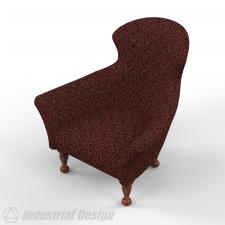 Кресло барокко.