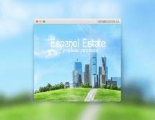 Сайт агентства недвижимости «EspanolEstate»