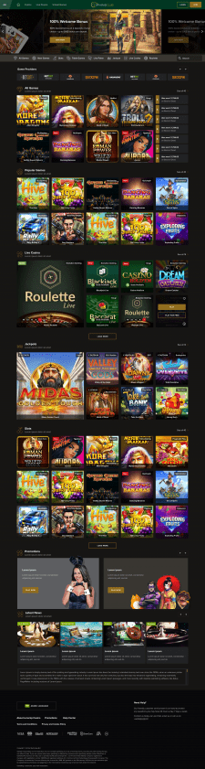 Casino Vue.js