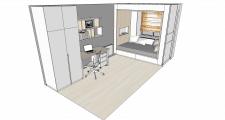 Мебель (SketchUp)