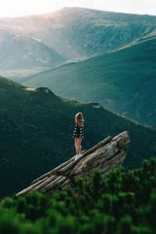 Зйомка в горах