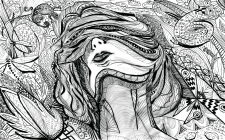 #Иллюстрация #диджитал арт