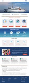 Разработка сайта для компании Store of Navi