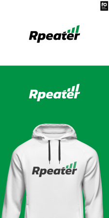 Разработка логотипа для Rpeater