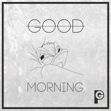 Принт Good Morning