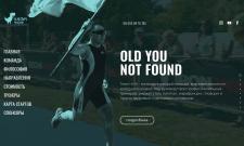Сайт для команды триатлона - Team404