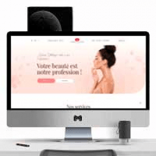 Cosmetic - сайт визитка косметолога
