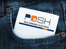 Лого для бутика молодежной одежды