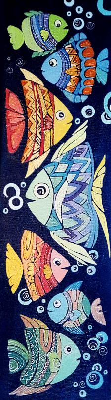 """картина """"Рыбки"""""""