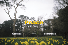 logo & poster for Peace conference