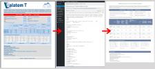 Перенос pdf в html. Вордпресс