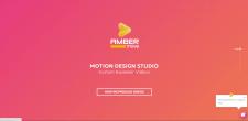 Сайт для моушн-дизайна