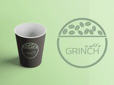 "Логотип ""Grinch Coffe"""