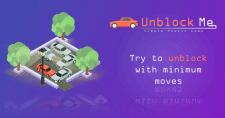 """Unblock me"" simple puzzle game"