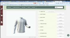Онлайн-конструктор сорочек