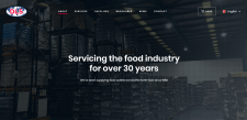 Corporate Website for DLS