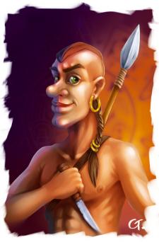 Страж майя