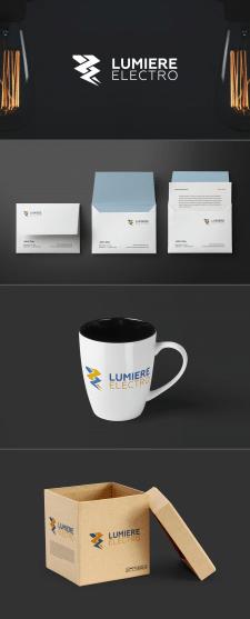 Логотип Lumiere Electro