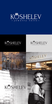 Логотип KOSHELEV