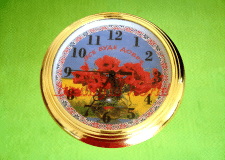 Дизайн для настенных часов