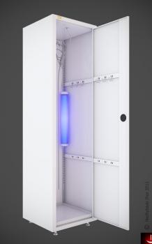 Шкаф для уборочного инвентаря 01