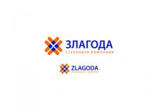 """Логотип страховой компании """"Злагода"""" (2011)"""